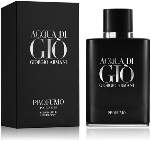 Perfume Acqua Di Gio Profumo Giorgio Armani Eau de Parfum Masculino 75 ml
