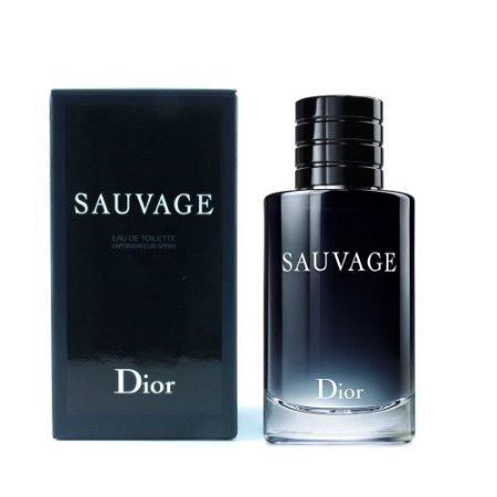 Perfume Importado Sauvage Edt 100ml - Christian Dior Masculino
