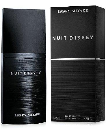 Perfume Nuit D'Issey Issey Miyake Eau de Toilette Masculino 125 ml