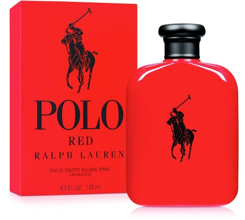 Perfume Polo Red Ralph Lauren Eau de Toilette Masculino 125 ml