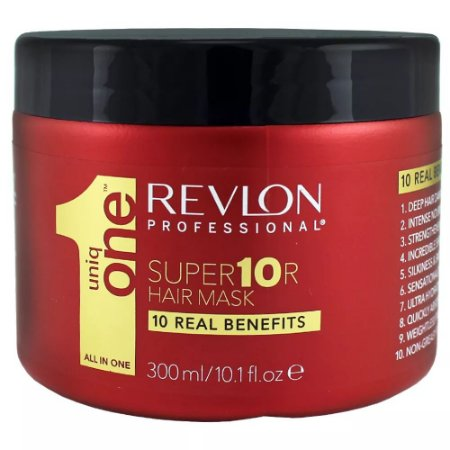 Mascara tratamento Revlon Professional Uniq One Super 10R 300ml