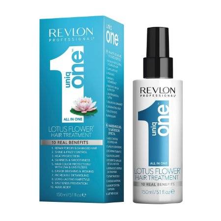 Cosmético Uniq One Revlon All In One Flor de Lotus Tratamento Capilar 150ml