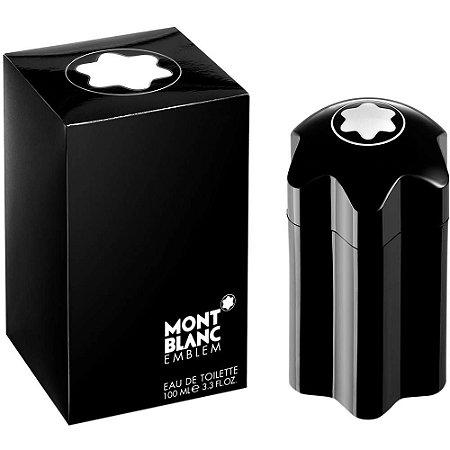 Perfume Emblem Mont Blanc Eau de Toilette Masculino 100 ml