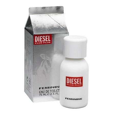 Perfume Importado Plus Plus Feminine Diesel Edt 75ml - Diesel Feminino