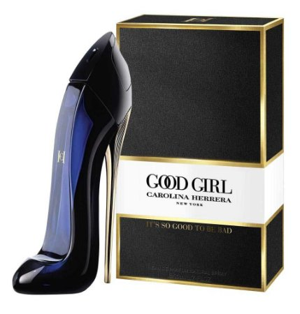Perfume Importado Good Girl Edp 80ml - Carolina Herrera Feminino