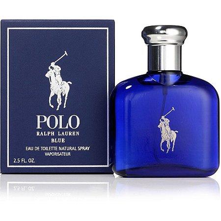 Perfume Importado Polo Blue Edt 200ml - Ralph Lauren Masculino