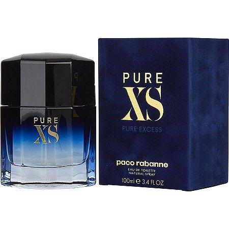 Perfume Importado Pure Xs Edt 100ml - Paco Rabanne Masculino