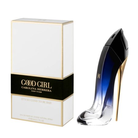 Perfume Importado Good Girl Legere Edp 80ml Carolina Herrera Feminino