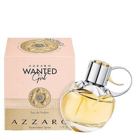 Wanted Girl Edp 80ml Azzaro Perfume Importado Original Feminino