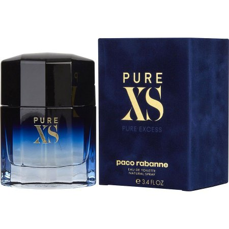 Pure Xs Edt 150ml Paco Rabanne Perfume Importado Original Masculino