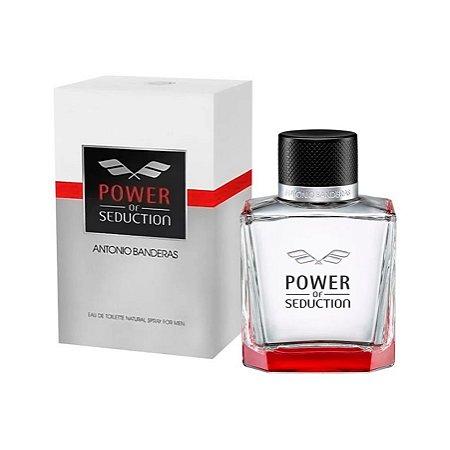 Power of Seduction Edt 200ml Perfume Importado Original Masculino