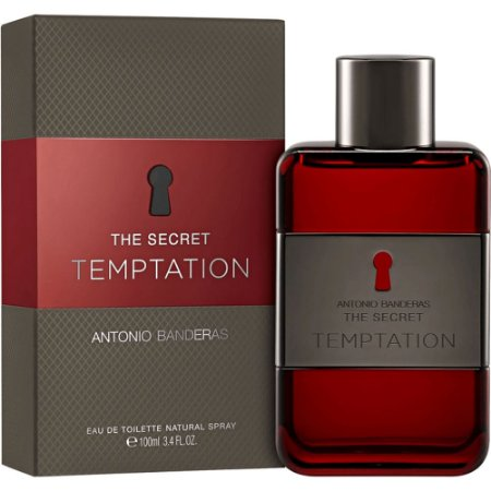 The Secret Temptation Edt 200ml Perfume Importado Original Masculino