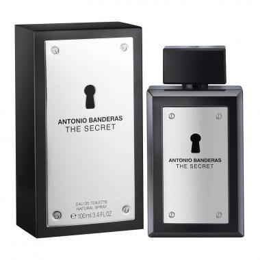 The Secret Edt 200ml Antonio Banderas Perfume Importado Original Masculino