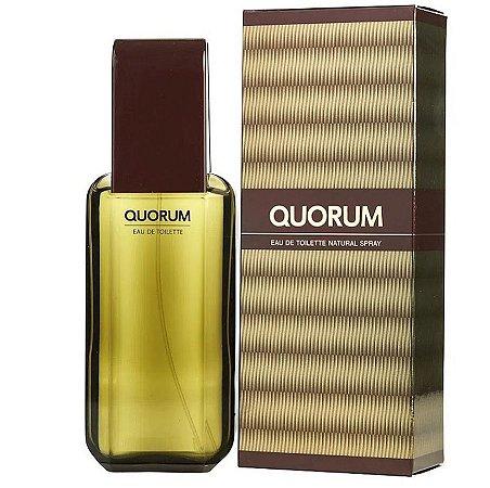 Quorum Edt 100ml Perfume Importado Original Masculino