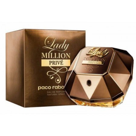 Lady Million Prive Edp 30ml Paco Rabanne Perfume Importado Original Feminino