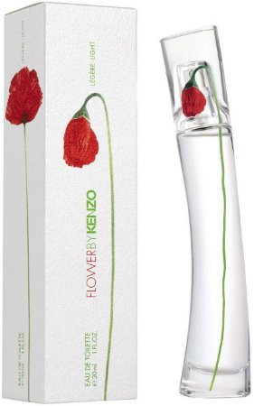 Flower By Kenzo Legere Light Edt 30ml Kenzo Perfume Importado Original Feminino