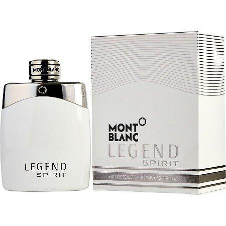 Montblanc Legend Spirit Edt 100ml Perfume Importado Original Masculino