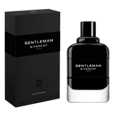 Gentleman Edp 100ml Givenchy Perfume Importado Original Masculino