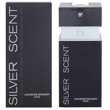 Perfume Importado Silver Scent Edt 100ml - Jacques Bogart Masculino