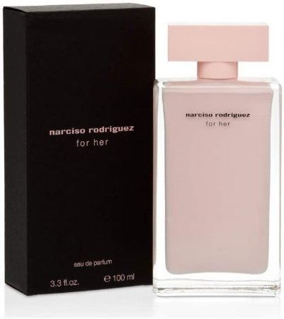 Narciso Rodriguez For Her Edp 100ml Perfume Importado Original Feminino