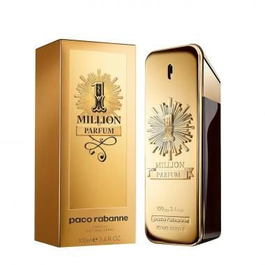 1 Million Parfum 100ml Paco Rabanne Perfume Importado Original Masculino