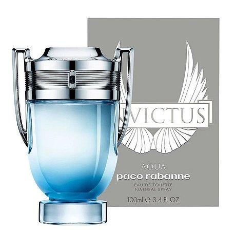 Invictus Aqua Edt 50ml Paco Rabanne Perfume Importado Original Masculino