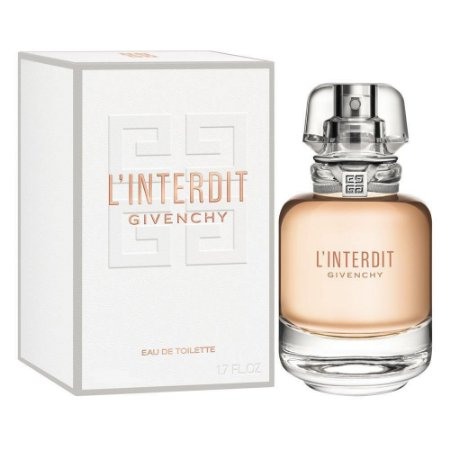 Linterdit Edt 80ml Givenchy Perfume Importado Original Feminino