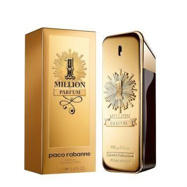 One 1 Million Parfum Edp 200ml Paco Rabanne Perfume Importado Original Masculino