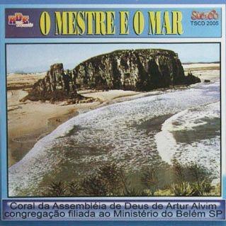 Coral Artur Alvim- O mestre e o mar