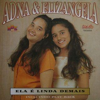 Adna e Elizangela- Ela é linda demais