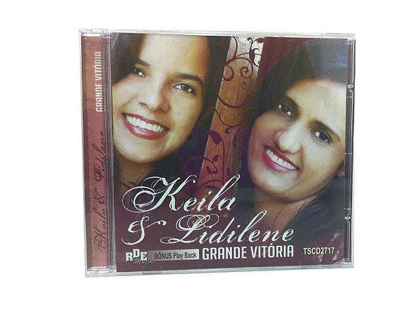 Keila e Lidilene - Grande Vitoria