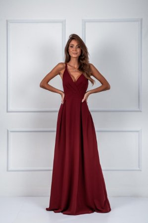 Vestido longo Bianca