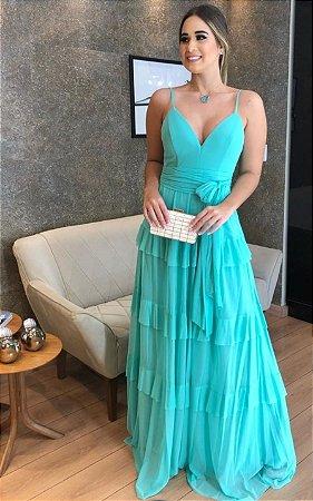 Vestido Mariah Tiffany
