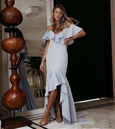 Vestido Assimétrico Geovanna