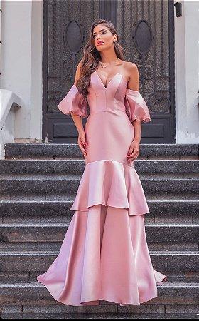 Vestido Sereia Isabella