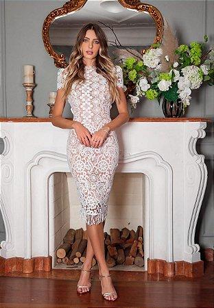 Vestido Midi Samira Doce Maria Win21