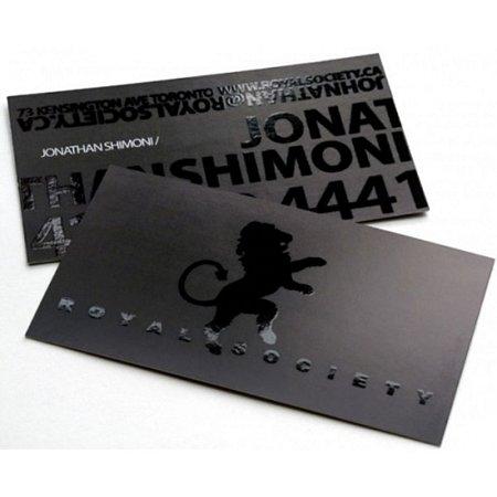 Cartão Sofisticado | 9x5cm | 300g