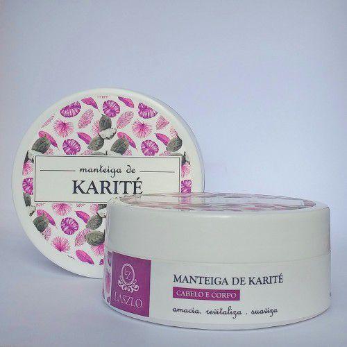 MANTEIGA DE KARITÉ 100G