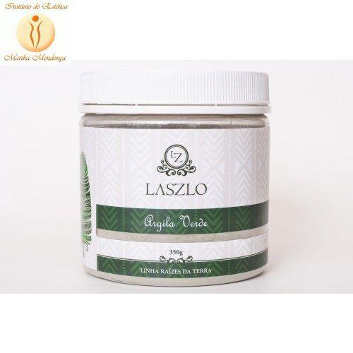 Argila Verde 350g  Laszlo