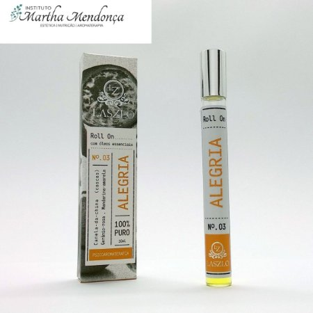 ROLL ON - ALEGRIA 10 ml LASZLO