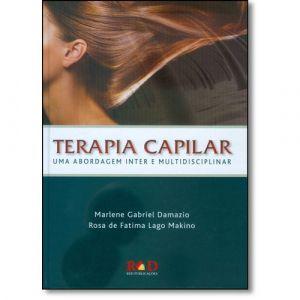 TERAPIA CAPILAR - UMA ABORDAGEM INTER E MULTIDISCIPLINAR - L0002