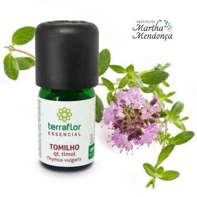 TOMILHO QT TIMOL 5ml   - T712T