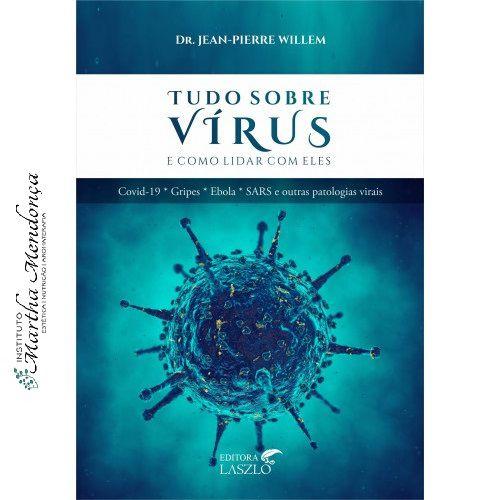 LIVRO TUDO SOBRE VIRUS L9514