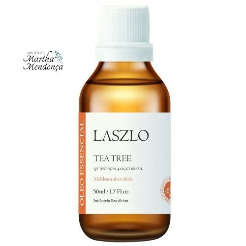 TEA TREE (QT TERPINEN-4-OL) GT BRASIL ORG. 50ML - T024