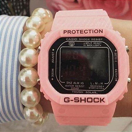81d0089f95c Relógio Casio - Mimo Rosa Store