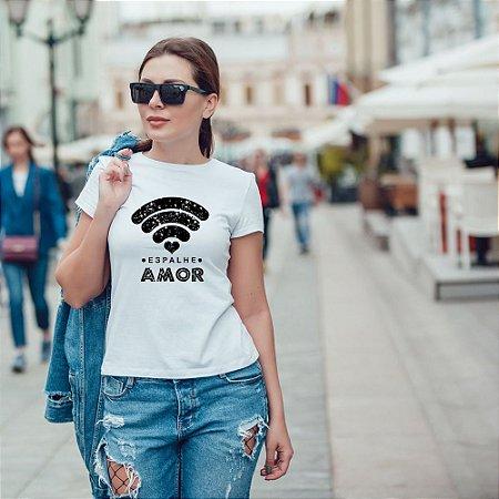 Camiseta Espalhe amor