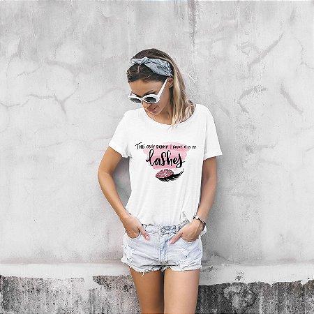 T-Shirt Cílios
