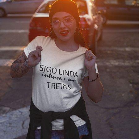 T-Shirt Sigo Linda