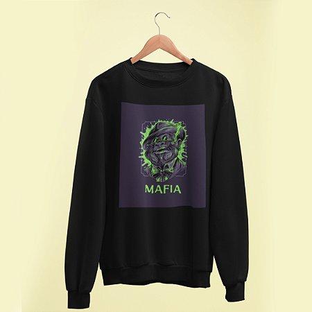 Moletom Peluciado Mafia