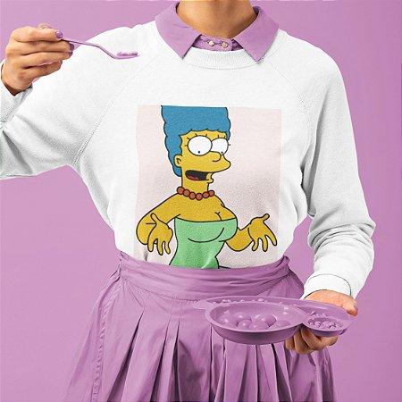 Moletom Peluciado Simpsons